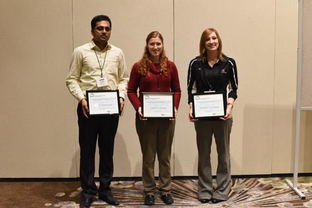 student poster winners 2015 waste to worth conference