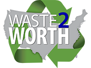 Waste to Worth: Spreading science and solutions logo