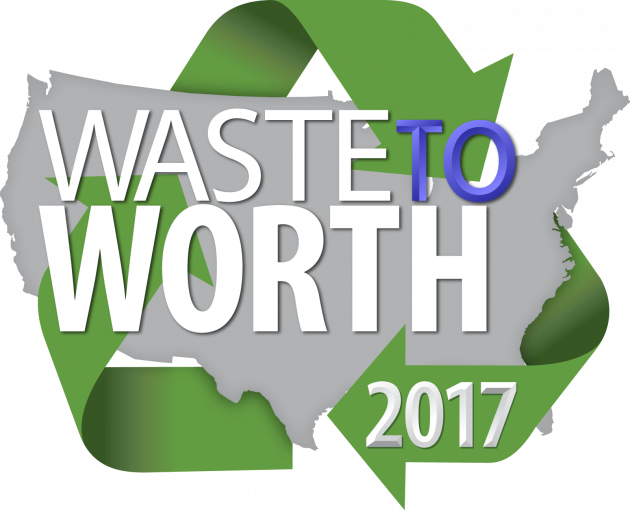 waste to worth 2017 conference logo