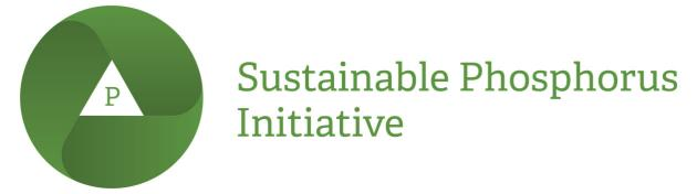 Logo for Sustainable Phosphorus Initiative